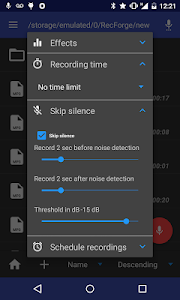 RecForge II - Audio Recorder v0.0.22g