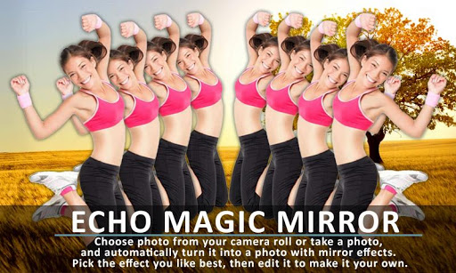 Echo Mirror Magic screenshot 3