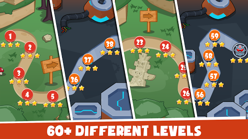Ball Hero Adventure - Bounce Ball 6 Jump For Love apktram screenshots 6