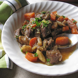 Stout Beef Stew.