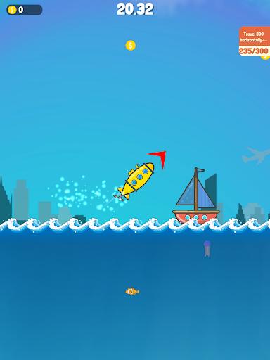 Submarine Jump!  screenshots 6
