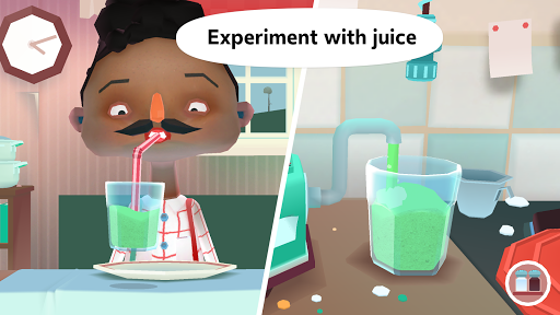 Toca Kitchen 2 App (APK) scaricare gratis per Android/PC/Windows screenshot