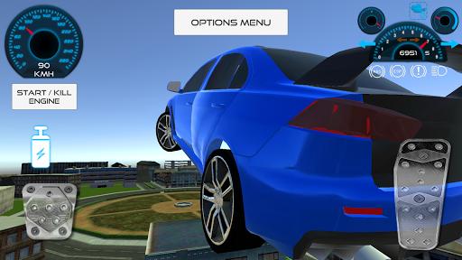Evo Lancer Drift City screenshot 13