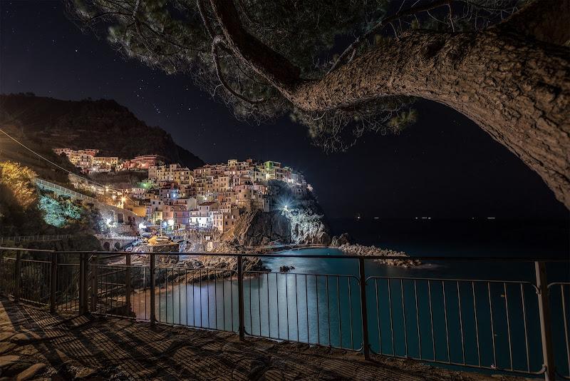 Nottata a Manarola di paolo_la_torre