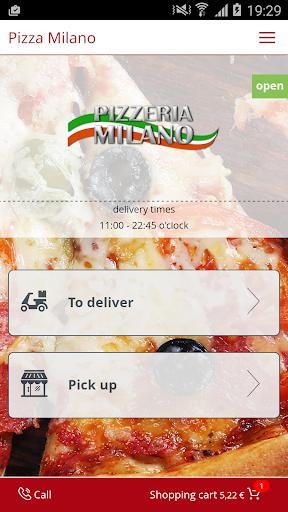 Pizza Milano Hürth