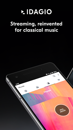 IDAGIO - Classical Music 1.8.11 screenshots 1