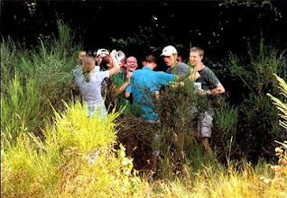 Photo: Co robili Efraimowcy na łonie przyrody? - radowali się w Panu