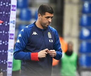 """Karim Belhocine refait le match: """"Nous aurions pu marquer les premiers"""""""