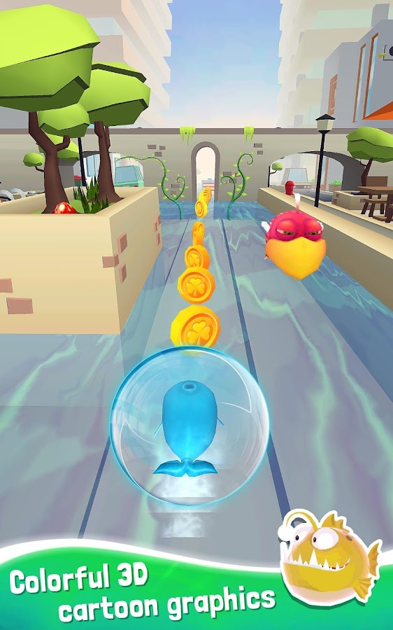 🐳 Run Fish Run 2 🐳- screenshot