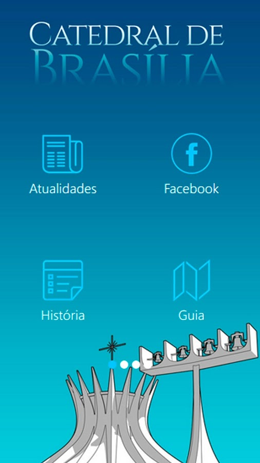 Catedral de Brasília- screenshot