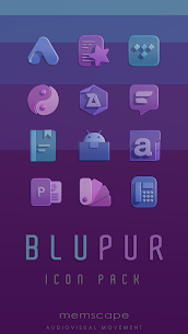 BLUPUR Icon Pack 1