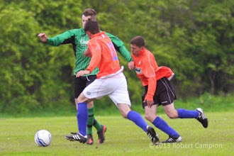 Photo: 17/05/13 v North Somercotes United (East Lincolnshire Combination Division 1) 3-4 - contributed by Rob Campion