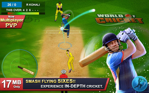 World of Cricket : World Cup 2019 Apk 1