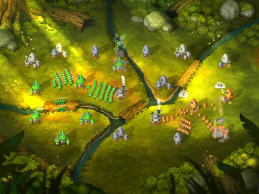 Mushroom Wars 2 – Epic Tower Defense. Offline game download 1