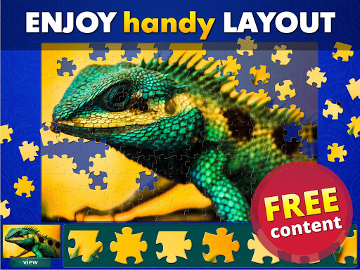 Cool Free Jigsaw Puzzles - Online puzzles 8.7.3 screenshots 3