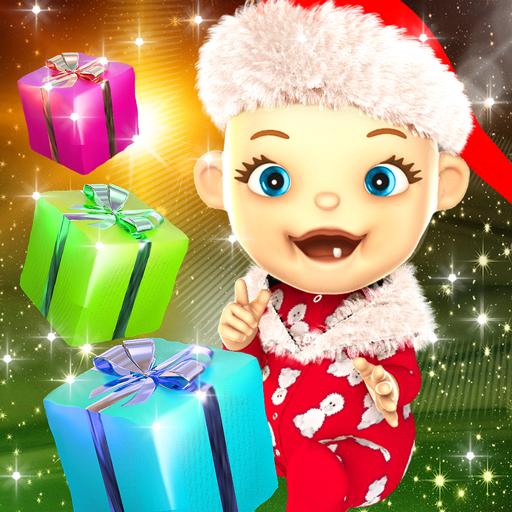 Baby Advent Calendar for Xmas Icon