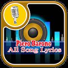 Piero Barone All Song Lyrics icon