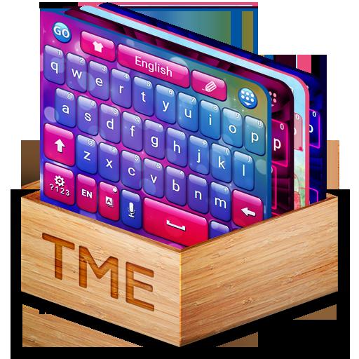 パッドの色を変更 個人化 App LOGO-APP試玩