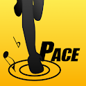 Pace: music player for running icon