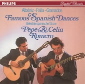 Famous Spanish Dances
