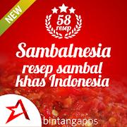 Sambalnesia 55+ Resep Sambal