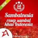 Sambalnesia 55+ Resep Sambal icon