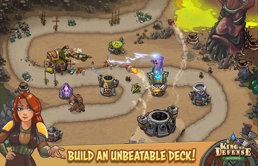 Cheat King Of Defense: Battle Frontier Mod Apk, Download King Of Defense: Battle Frontier Apk Mod 1
