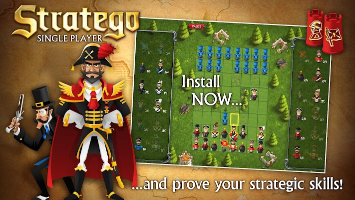 Stratego® Single Player - screenshot