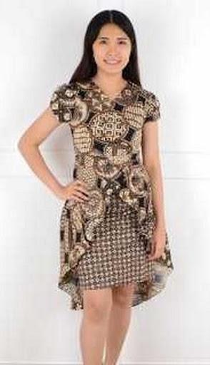 ... 100+ model batik dress of today 2018 screenshot 4 ... 8234b3c4b1