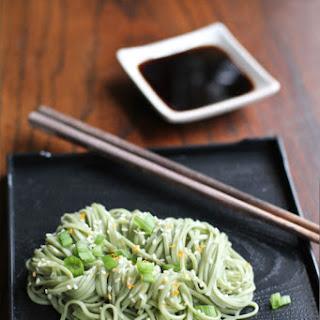 Green Tea Sōmen