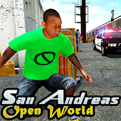 San Andreas Open World Android APK Download Free By ActionCrab Games