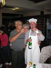 Photo: Louro,esposa e Alcides