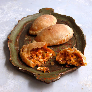 Empanadas de Carne y Queso (Ham and Cheese Empanadas)