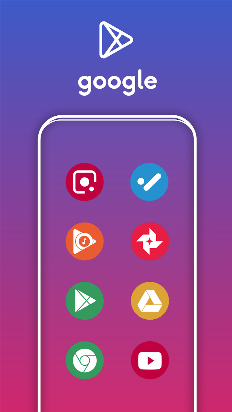 One UI Pixel - Icon Pack Screenshot 1