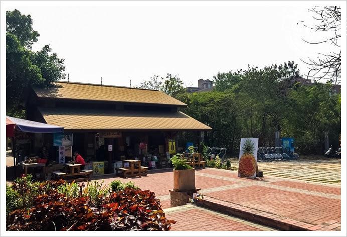 舊鐵橋濕地公園雜貨店
