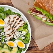 Salad & Sandwich Perfect Pairing