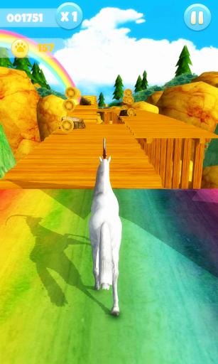 Unicorn Run apktram screenshots 3