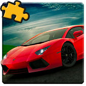 Cool Cars Jigsaw Puzzles Game