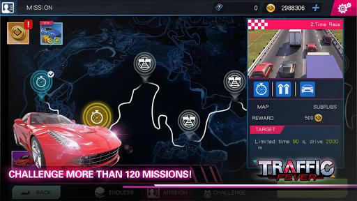 Code Triche Traffic Fever APK MOD (Astuce) screenshots 4