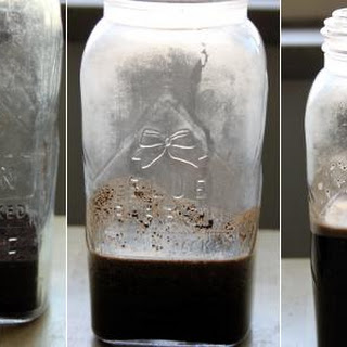 Cold and Hot Brewed Iced Coffee.