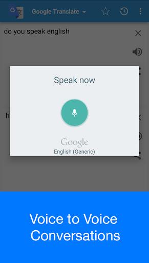 Speak to Voice Translator 7.1.0 screenshots 2