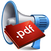 App Icon for @Voice PDF Crop Plugin App in Czech Republic Google Play Store