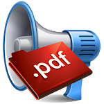 @Voice PDF Crop Plugin Icon