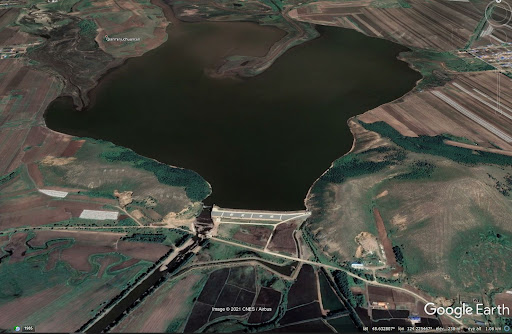 Hulunbuir: a very serious double dam failure in China on 18 July 2021
