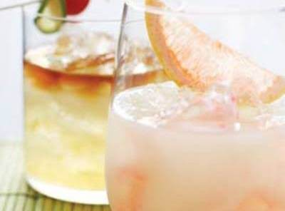 Jen's Sunset Cooler Recipe