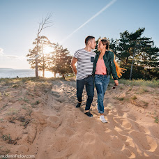 Wedding photographer Denis Frolov (DenisFrolov). Photo of 29.08.2016