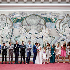 Wedding photographer Aleksandr Khmelev (khmelev). Photo of 21.09.2015