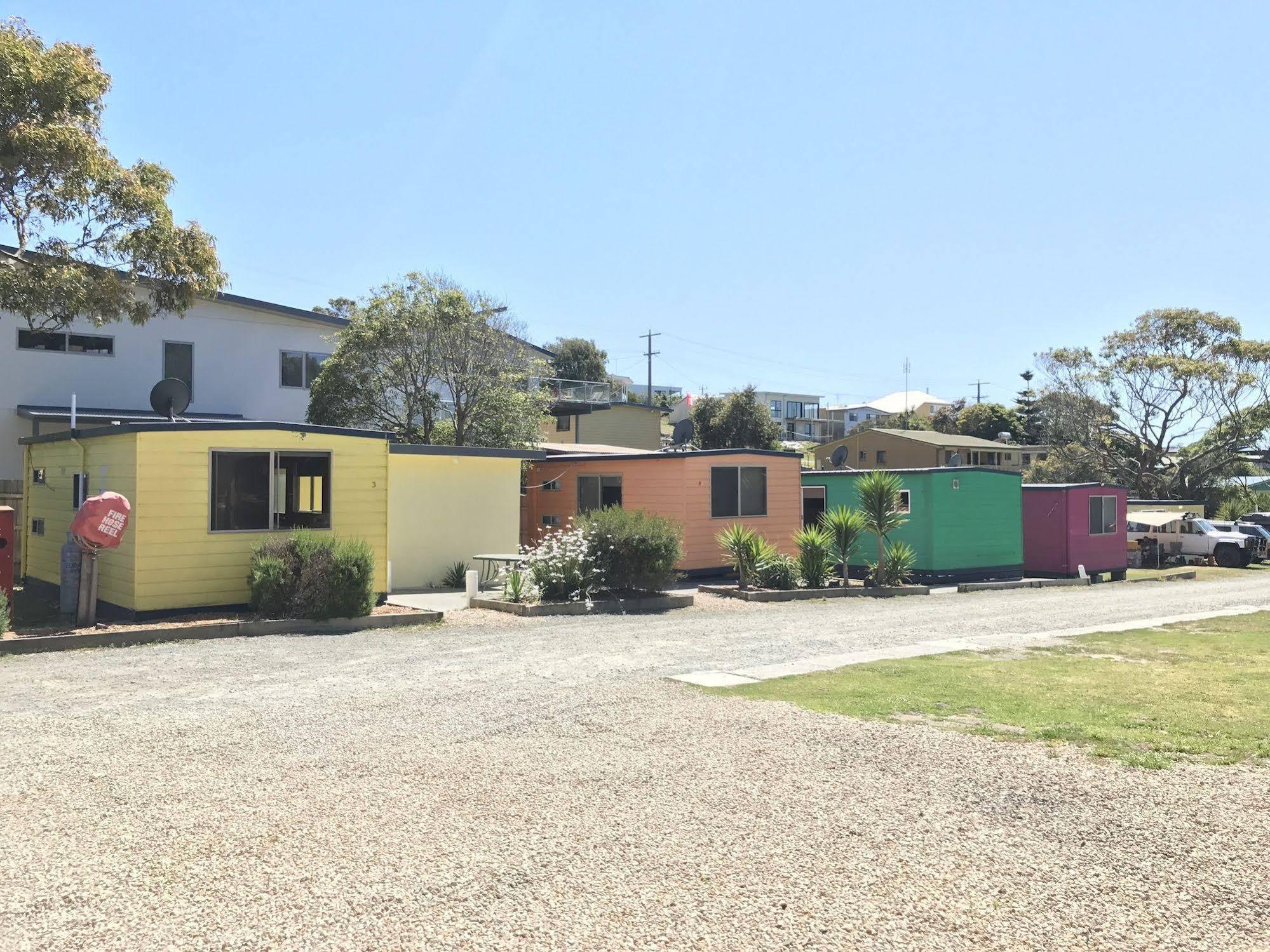 The Waterwheel Beach Cabins Caravan Park
