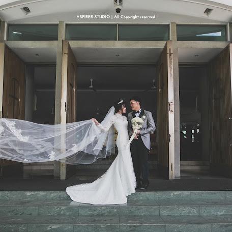 Wedding photographer Viloon Looi (aspirerstudio). Photo of 30.10.2017