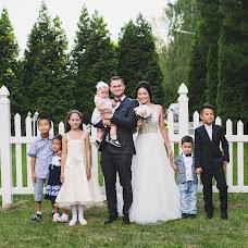 Wedding photographer Aleksandra Makarova (Aleksaa). Photo of 07.08.2018